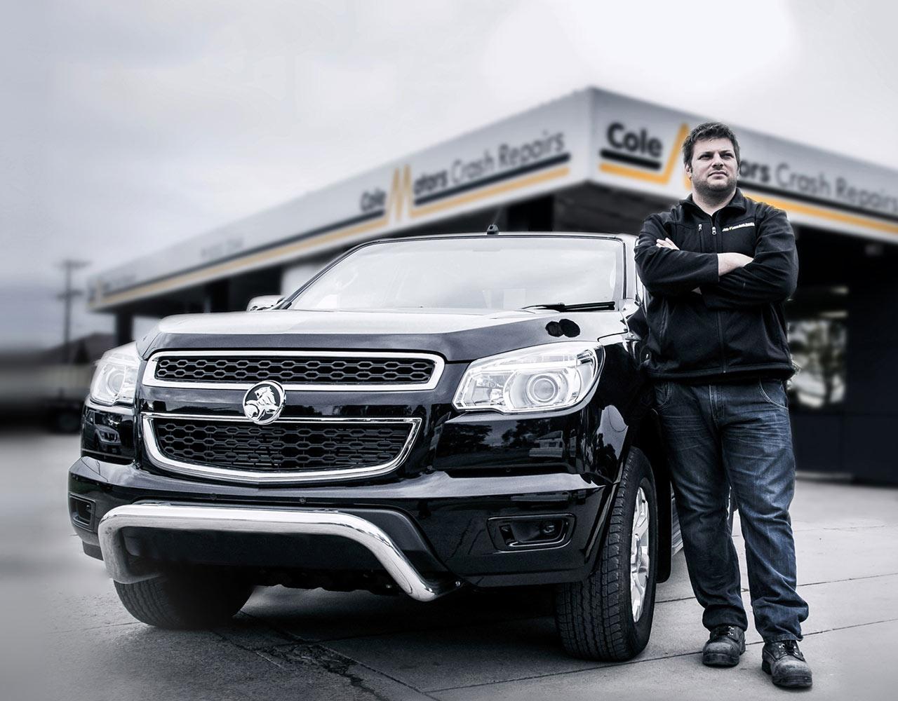 Cole Motors website